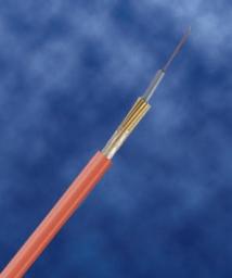 AMP Оптический кабель внешней прокладки с диэлектрической броней GRP, Кол-во волокон: 12, 62,5/125 мкм, многомодовый, OM1