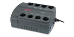 ИБП 400ВА APC Back-UPS ES 400 BE400-RS, черный