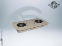 AESP Вентилятор универсальный для установки в настенные шкафы с термореле, 2 элемента, серый