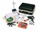 AMP Профессиональный набор инструментов для монтажа клеевых соединителей с печью и микроскопом