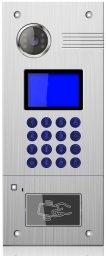 BAS-IP AA-05WCR, IP-вызывная панель