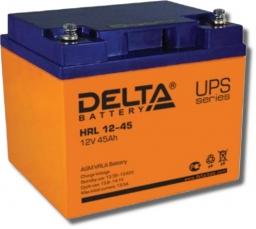 Delta HRL 12-45, Аккумулятор герметичный свинцово-кислотный
