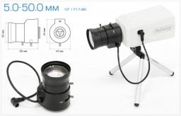 Infinity Варифокальный объектив 5.0-50.0 мм SCV-550 G