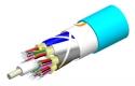 Systimax Оптический кабель LazrSPEED 300, 24 волокна OM3, LSZH, multi-unit, внутренний, голубой N-024-DS-5L-FMUAQ