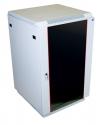 ЦМО Шкаф телекоммуникационный напольный 18U (600x600) дверь стекло ШТК-М-18.6.6-1ААА