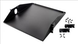 Systimax Полка консольная 2U двусторонняя глубина 483 мм, черная